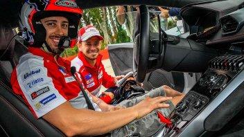 MotoGP: Dovizioso wildcard a Misano nel DTM con una Audi RS5