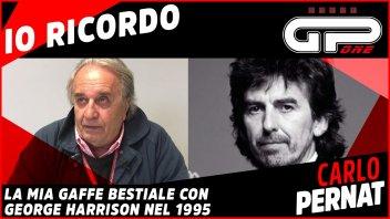 MotoGP: Carlo Pernat, quando feci una gaffe bestiale con George Harrison
