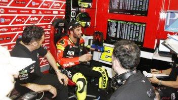 """MotoGP: Iannone non si arrende: """"Sto soffrendo, ma stringo i denti"""""""