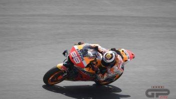 MotoGP: Lorenzo, due cadute: non è così che volevo terminare il test
