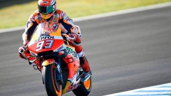 """MotoGP: Marquez: """"Lorenzo qui è veloce, ma i miei avversari sono altri"""""""