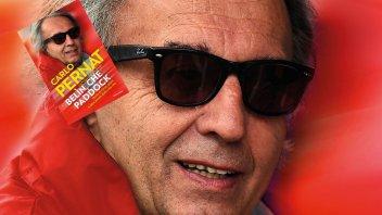 MotoGP: Carlo Pernat, il libro: Belìn, che paddock!