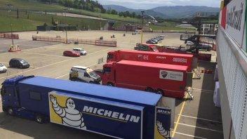 MotoGP: Al Mugello prove di GP: in pista Ducati, Aprilia e KTM