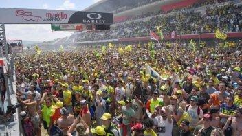 MotoGP: GP d'Italia Mugello: prezzi biglietti, aree camper e parcheggi, hotel