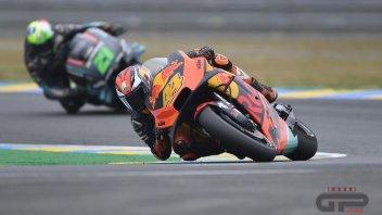 "MotoGP: Pol Espargarò: ""Petrucci sorpassa fregandosene degli altri piloti"""