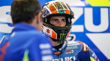 """MotoGP: Rins: """"La Suzuki è forte anche senza cucchiaio"""""""