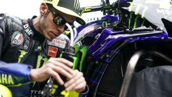 """MotoGP: Rossi è sicuro: """"Al Mugello la Yamaha sarà più veloce che a Le Mans"""""""