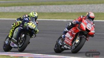 MotoGP: Jerez: i bookmaker non credono in Dovizioso e Rossi