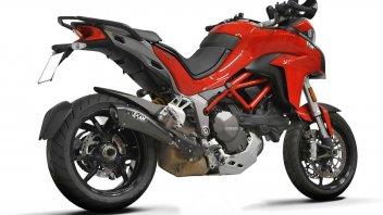 News Prodotto: Exan: potenza e sound per la Ducati Multistrada 1200