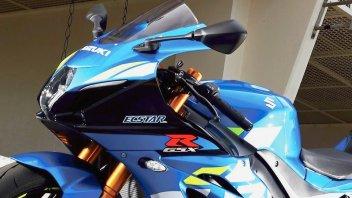 News Prodotto: Suzuki GSX-R 1000: evoluzione per il 2020
