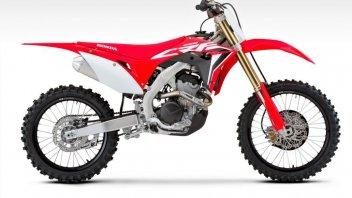 News Prodotto: Honda lancia la gamma CRF 2020
