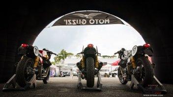 News Prodotto: Moto Guzzi Fast Endurance: aquile da corsa