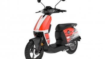 News Prodotto: Il marchio Ducati debutta nell'elettrico: prove di futuro?