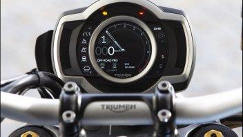 News Prodotto: Triumph TE-1: il progetto green che guarda al futuro