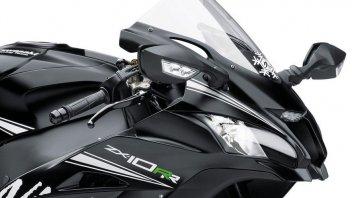 News Prodotto: Kawasaki ZX-10RR 2020: nuovi indizi sull'anti-Panigale