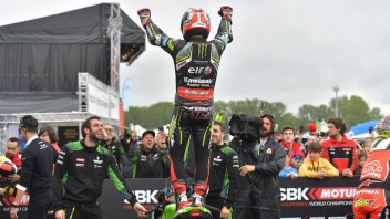"SBK: Rea: ""I won because at Imola the rider makes the difference"""