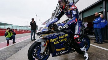 SBK: Cursed rain! Morning of testing ruined at Misano