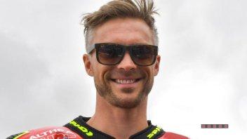 SBK: Leon Camier non recupera: Takahashi lo sostituirà a Jerez