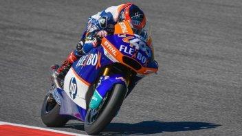 Moto2: FP2: Fernandez il più veloce del turno, Luthi della giornata