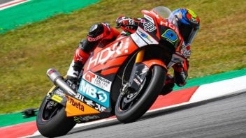 Moto2: FP3: Speed Up protagoniste a Barcellona: 1°Navarro, 2° Diggia