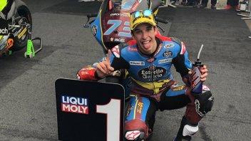 Moto2: Alex fa il Marc, dominio Marquez a Le Mans
