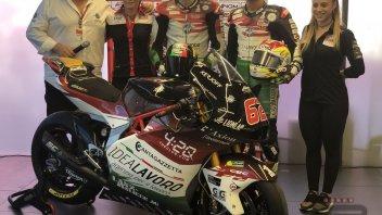 Moto2: Moto2, La MV Agusta si ispira alla Cagiva con la benedizione di Mamola