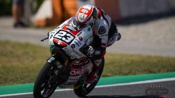 Moto3: Pole da maestro per Antonelli ad Assen, 3° Arbolino
