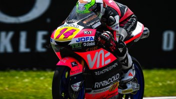 Moto3: La prima volta di Arbolino al Mugello, 2° Dalla Porta