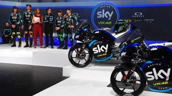 Moto3: Sky e Rossi, prove generali di divorzio