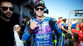 MotoE: Granado wins in Valencia ahead of Garzo, lots of duels, MotoE promoted
