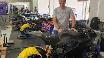 """MotoE: Energica, parla il d.t.Testoni: """"La MotoE ha più margine della MotoGP"""""""
