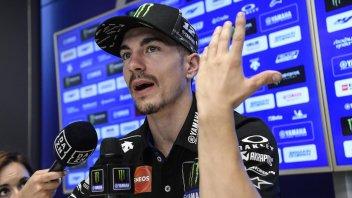"""MotoGP: Vinales: """"Le scuse di Lorenzo? Ha il mio numero, poteva chiamarmi"""""""