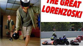MotoGP: Lorenzo in versione Grande Lebowski e tanto altro: il web si scatena