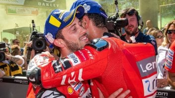 "MotoGP: Dovizioso: ""Petrucci aggressive, I lost points and that's not good"""