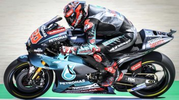 "MotoGP: Quartararo: ""MotoGP is crazy, you learn one problem at a time"""