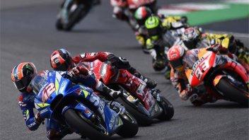 """MotoGP: Rins: """"Dovizioso? Ci ho provato, ma il suo motore ha fatto la differenza"""""""