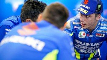 """MotoGP: Mir: """"Che pressione avere dietro Marquez"""""""