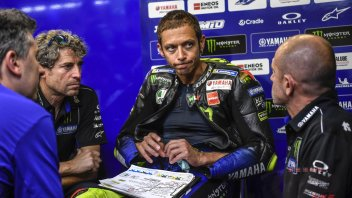"MotoGP: Rossi: ""Before the fall, I saw a light"""