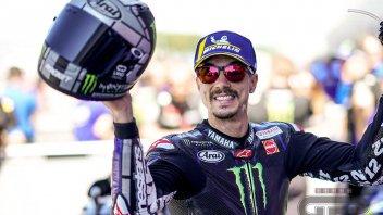 """MotoGP: Vinales: """"Una vittoria emozionante, arrivata in un momento difficile"""""""