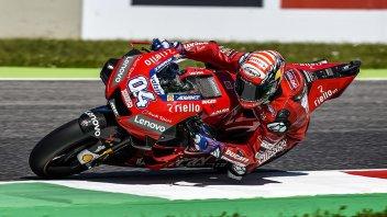 """MotoGP: Dovizioso: """"Marquez gioca con gli avversari e sa farlo molto bene"""""""