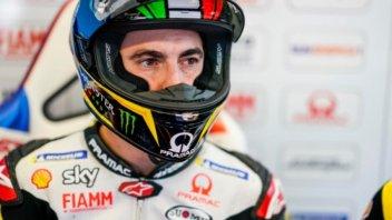 """MotoGP: Bagnaia: """"Meglio finire così e provarci, piuttosto che arrivare dietro"""""""