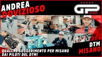 """MotoGP: I piloti DTM al Dovi: """"Caro Dovizioso, ma sai cos'è un volante?"""""""