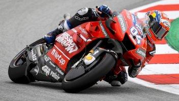 """MotoGP: Dovizioso: """"Mi fa piacere che Marquez mi studi, ma devo stare attento"""""""