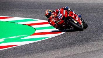 MotoGP: Premio consolazione per Dovizioso: Re degli Staccatori al Mugello