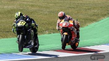 MotoGP: FP3: Quartararo da record, tempo cancellato per Rossi è 14°