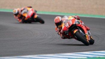 MotoGP: Assen: Marquez si prende un'altra vittoria su Lorenzo