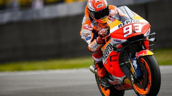 "MotoGP: Marquez: ""Lorenzo? Mi dispiace, ma la Honda è vincente"""