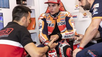 MotoGP: FP1: Marquez immediately in the lead, Yamaha behind