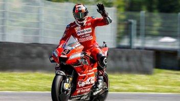 MotoGP: Petrucci orgasmico al Mugello piega Marquez e Dovizioso