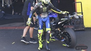 MotoGP: Hurry up, Yamaha. Rossi can't wait